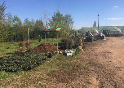 Unsere Woche | Pflanzenlieferung