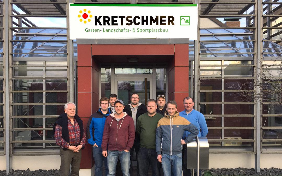 Lernen und verbessern: Inhouse-Schulung bei KRETSCHMER